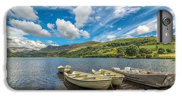 Boats iPhone 7 Plus Case - Welsh Boats by Adrian Evans
