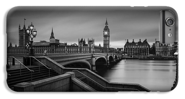 Big Ben iPhone 7 Plus Case - Westminster Bridge by Oscar Lopez