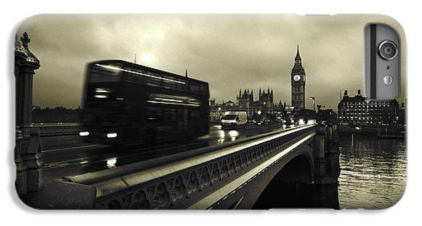 Big Ben iPhone 7 Plus Case - Westminster Bridge by Scott Lanphere