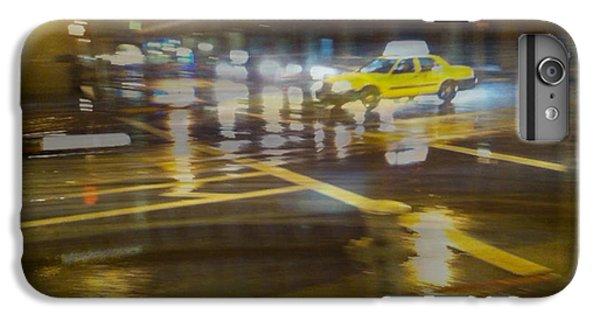 IPhone 7 Plus Case featuring the photograph Wet Pavement by Alex Lapidus