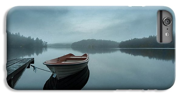 Boats iPhone 7 Plus Case - When The Day Wakes by Benny Pettersson