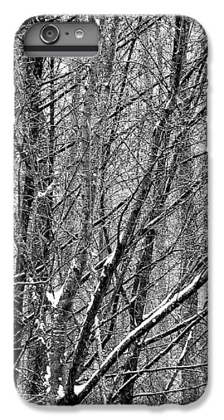 IPhone 7 Plus Case featuring the photograph White Forest by Marc Philippe Joly