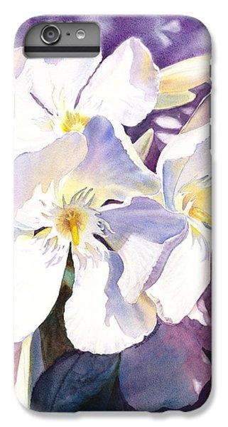 White Oleander IPhone 7 Plus Case