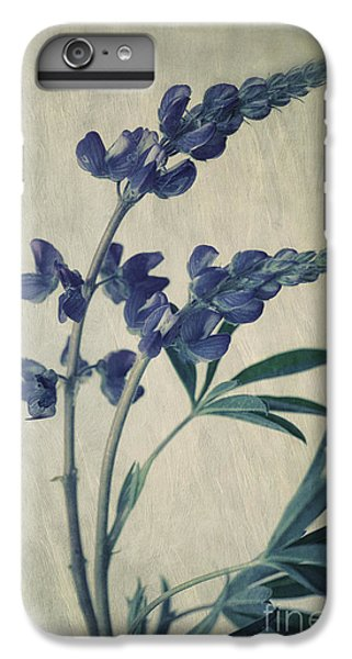 Portraits iPhone 7 Plus Case - Wild Lupine by Priska Wettstein