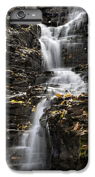 Winding Waterfall IPhone 7 Plus Case by Christina Rollo