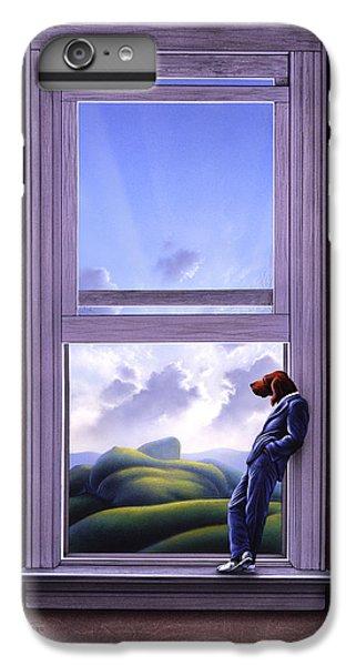 Surrealism iPhone 7 Plus Case - Window Of Dreams by Jerry LoFaro