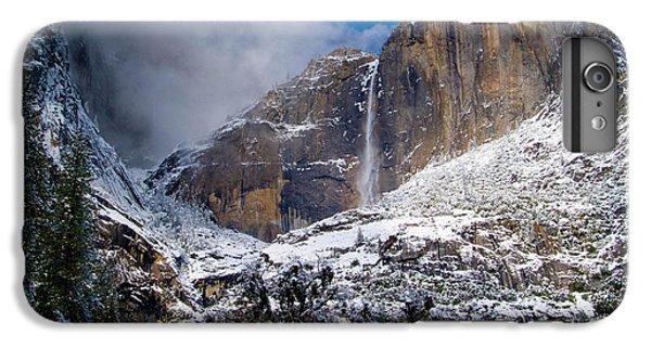 Winter At Yosemite Falls IPhone 7 Plus Case