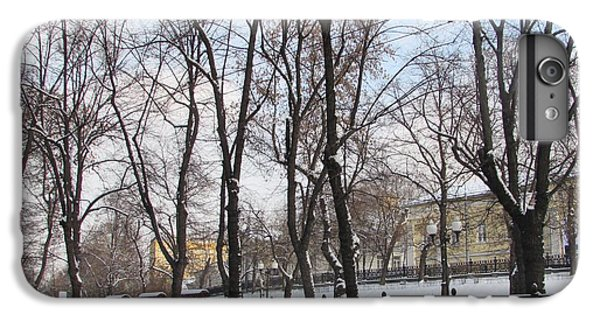 Winter Boulevard IPhone 7 Plus Case by Anna Yurasovsky