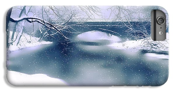 Winter Haiku IPhone 7 Plus Case by Jessica Jenney