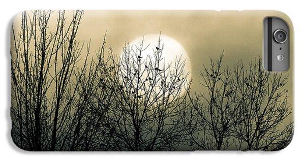 Moon iPhone 7 Plus Case - Winter Into Spring by Bob Orsillo