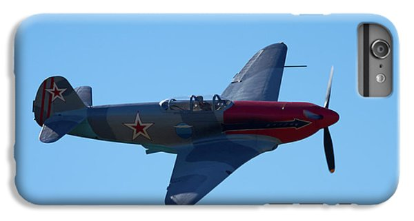 Yakovlev Yak-3 - Wwii Russian Fighter IPhone 7 Plus Case by David Wall