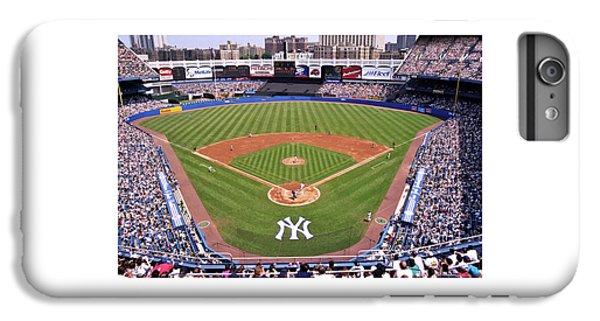Yankee Stadium iPhone 7 Plus Case - Yankee Stadium by Allen Beatty