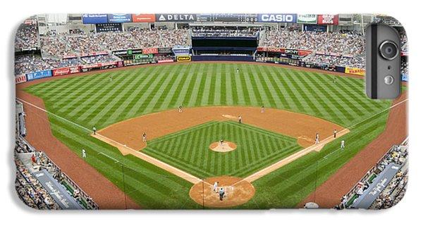 Yankee Stadium iPhone 7 Plus Case - Yankee Stadium Ballpark New by Horsch Gallery