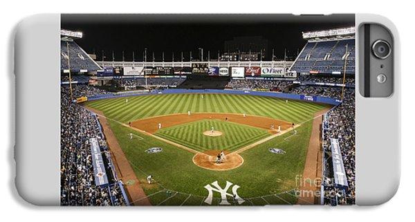 Yankee Stadium iPhone 7 Plus Case - Yankee Stadium by Chuck Spang