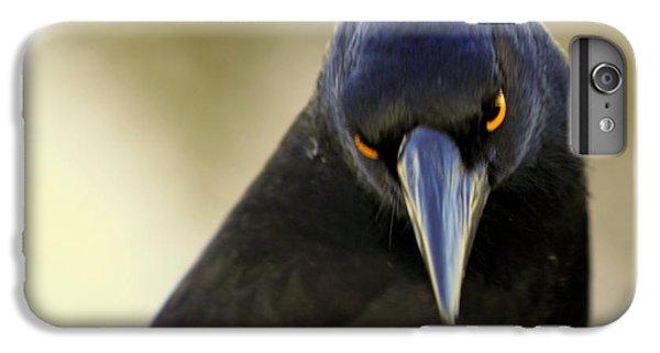 Yellow Eyes IPhone 7 Plus Case