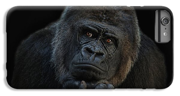 Gorilla iPhone 7 Plus Case - You Ain T Seen Nothing Yet by Joachim G Pinkawa