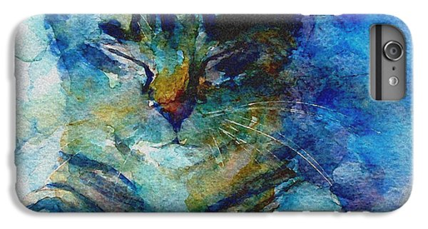 Cat iPhone 7 Plus Case - You've Got A Friend by Paul Lovering