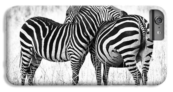 Zebra Love IPhone 7 Plus Case