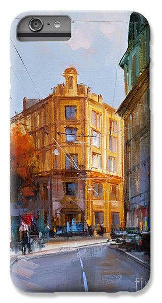 Zlatoustinskiy Alley.  IPhone 7 Plus Case by Alexey Shalaev