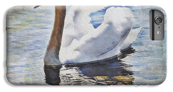 Lake iPhone 7 Plus Case - Swan by Joana Kruse