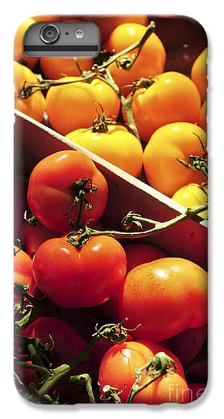 Tomatoes On The Market IPhone 7 Plus Case