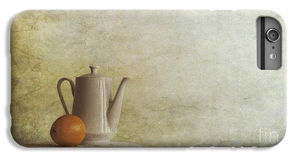 A Jugful Tea And A Orange IPhone 7 Plus Case by Priska Wettstein