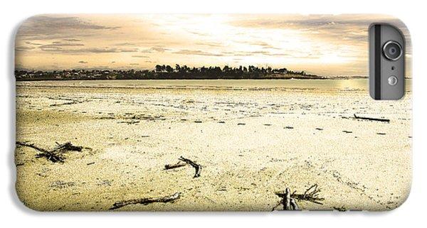 At Caroline Bay Timaru New Zealand IPhone 7 Plus Case by Nareeta Martin