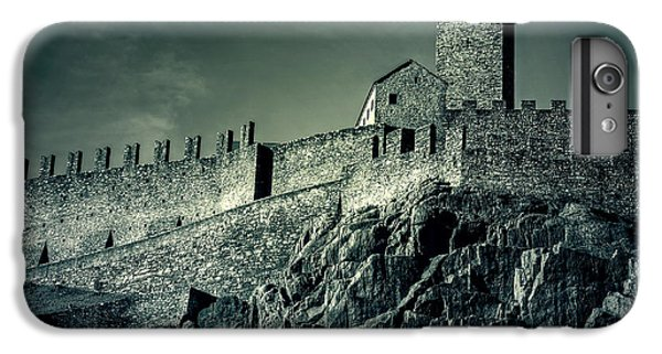 Castelgrande Bellinzona IPhone 7 Plus Case by Joana Kruse