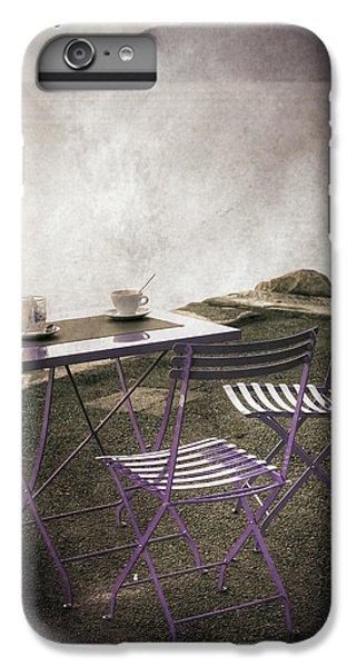 Lake iPhone 7 Plus Case - Coffee Table by Joana Kruse