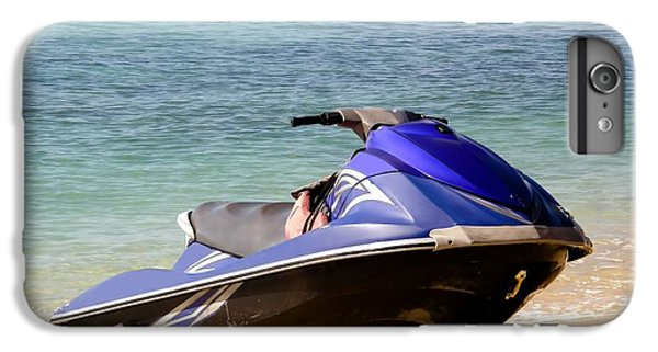 Jet Ski iPhone 7 Plus Case - Fun In The Sun by Sophie Vigneault