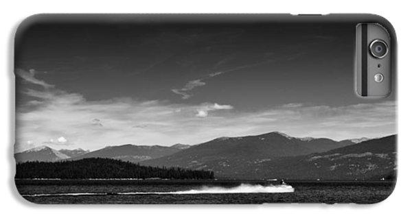 Jet Ski iPhone 7 Plus Case - Having Fun On Priest Lake by David Patterson