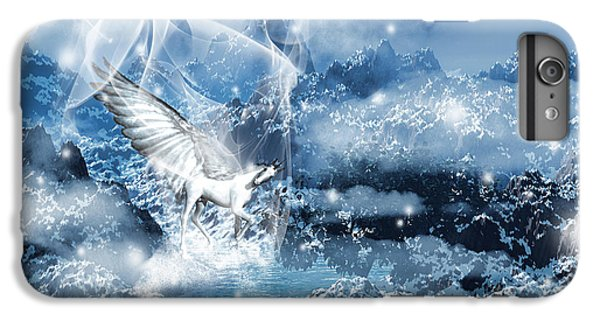 Heavenly Interlude IPhone 7 Plus Case by Lourry Legarde