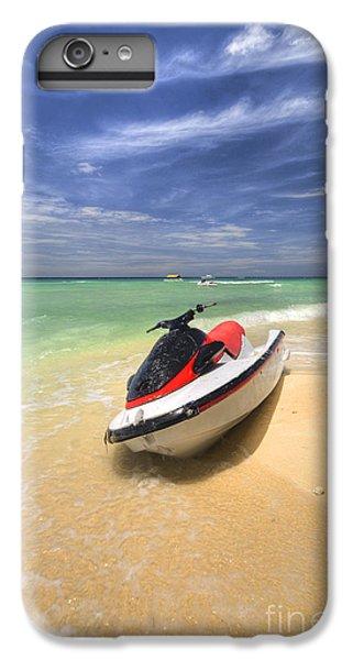 Jet Ski iPhone 7 Plus Case - Jet Ski by Yhun Suarez