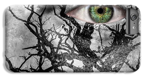 Gorgon iPhone 7 Plus Case - Medusa Tree by Semmick Photo