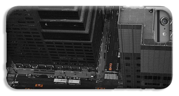 Chrysler Building iPhone 7 Plus Case - Nyc From The Top 1 by Naxart Studio
