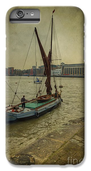 IPhone 7 Plus Case featuring the photograph Sailing Away... by Clare Bambers
