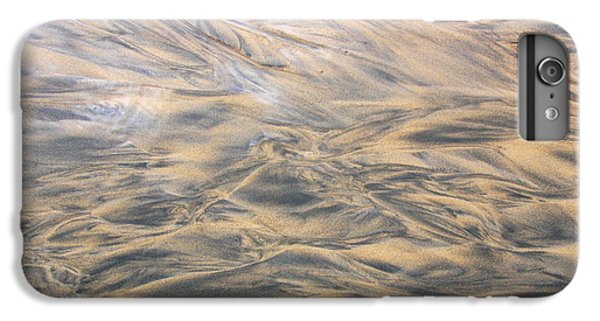 Sand Patterns IPhone 7 Plus Case by Nareeta Martin