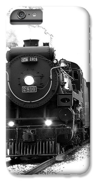 Train iPhone 7 Plus Case - The Empress by Vivian Christopher