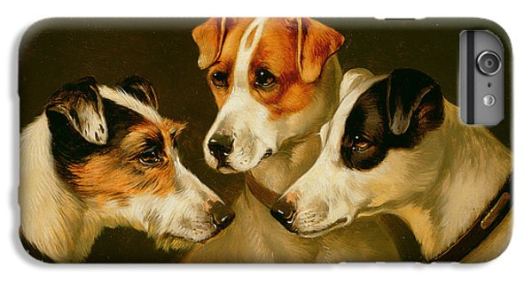 The Hounds IPhone 7 Plus Case by Alfred Wheeler