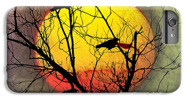 Three Blackbirds IPhone 7 Plus Case by Bill Cannon
