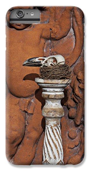 Turkey Vulture Skull IPhone 7 Plus Case