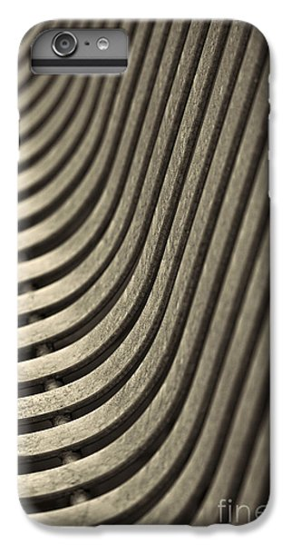 IPhone 7 Plus Case featuring the photograph Upward Curve. by Clare Bambers