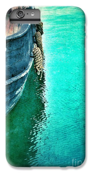 Vintage Ship IPhone 7 Plus Case by Jill Battaglia