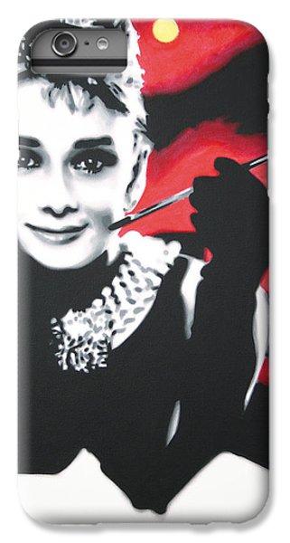 - Breakfast At Tiffannys -  IPhone 7 Plus Case by Luis Ludzska