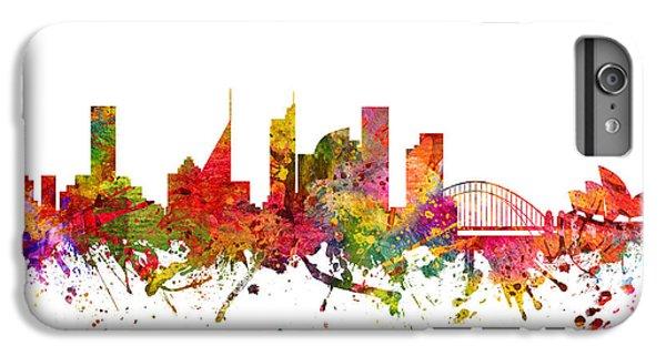 Sydney Australia Cityscape 08 IPhone 7 Plus Case by Aged Pixel