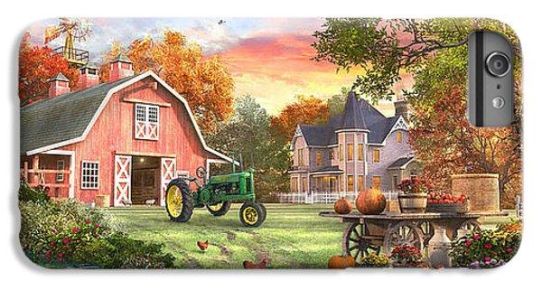 Autumn Farm IPhone 7 Plus Case