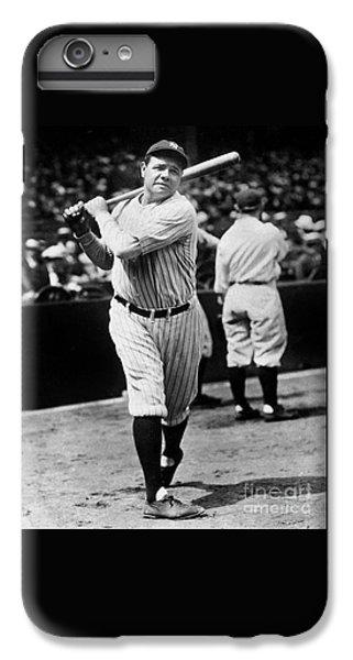 Babe Ruth IPhone 7 Plus Case