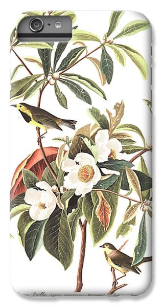 Bachman's Warbler  IPhone 7 Plus Case by John James Audubon
