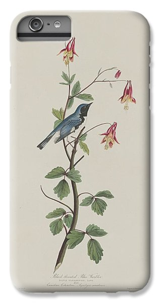 Black-throated Blue Warbler IPhone 7 Plus Case by Dreyer Wildlife Print Collections