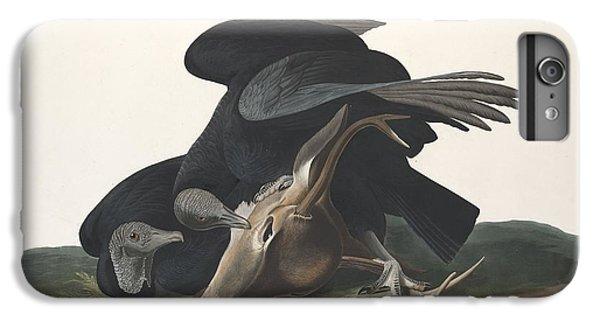 Black Vulture IPhone 7 Plus Case